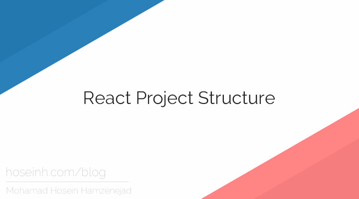 React Project Structure